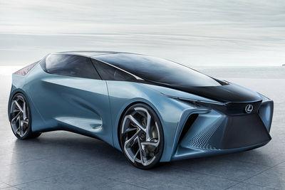 Lexus LF-30 Electrified Concept - Foto