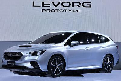 Subaru Levorg Prototipo - Foto