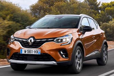 Renault Captur (2020) | Precios - Foto