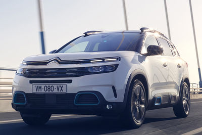 Citroën C5 Aircross Hybrid (2020) | Primeras impresiones - Foto