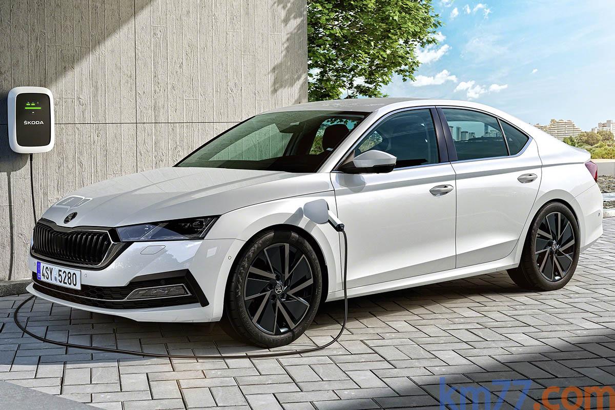 Škoda Octavia mk4 (2020) 14