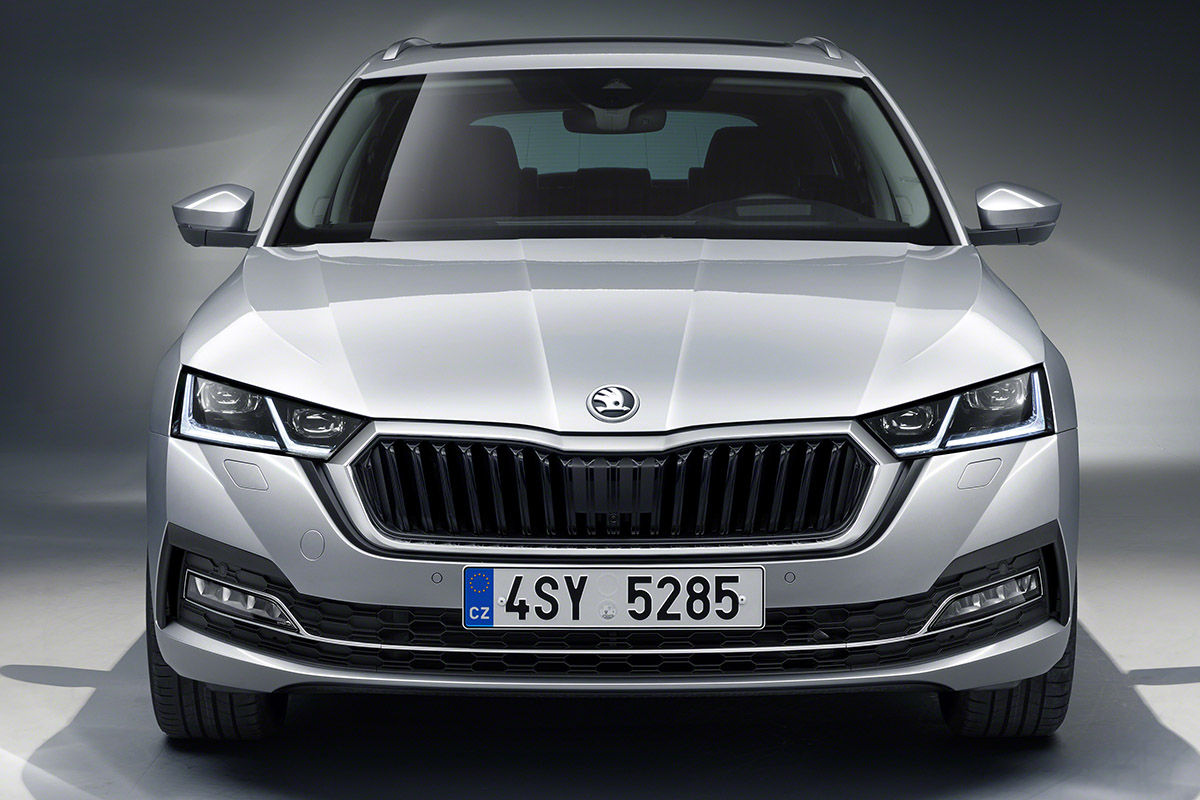 Škoda Octavia mk4 (2020) 8