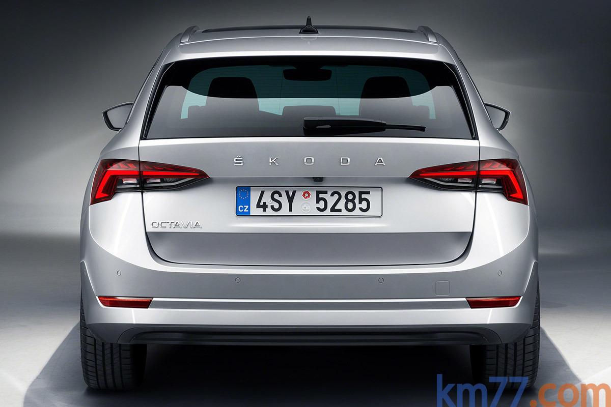 Škoda Octavia mk4 (2020) 11