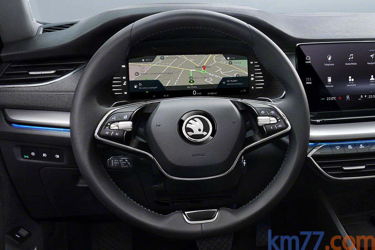 Škoda Octavia mk4 (2020) 16