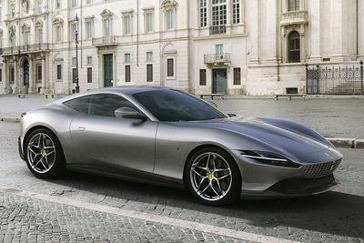 Ferrari Roma (2020) - Foto
