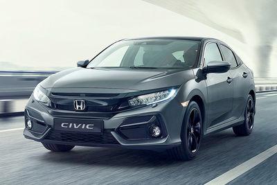 Honda Civic (2020) - Foto
