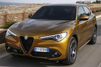 Alfa Romeo Stelvio (2020) - Foto