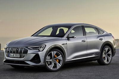 Audi e-tron Sportback (2020) - Foto