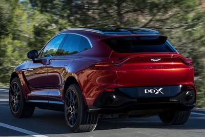 Aston Martin DBX (2020) | Precio - Foto