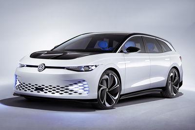 Volkswagen ID. SPACE VIZZION - Foto