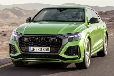 Audi RS Q8 (2020) - Foto