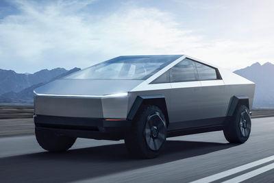 Tesla Cybertruck (2022) - Foto
