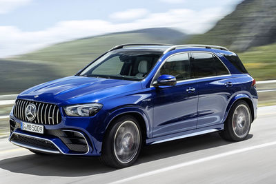 Mercedes-AMG GLE 63 4MATIC+ y GLE 63 S 4MATIC+ (2020) - Foto