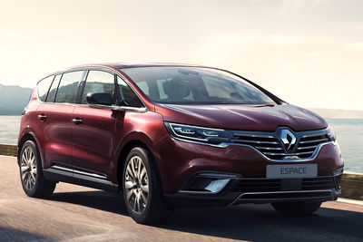 Renault Espace (2020) - Foto