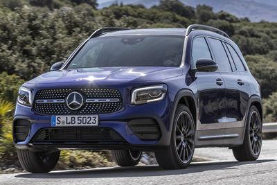 Mercedes-Benz GLB (2020) | Primeras impresiones - Foto