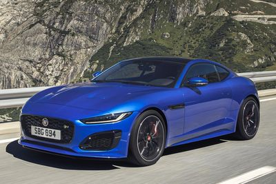 Jaguar F-Type (2020) - Foto