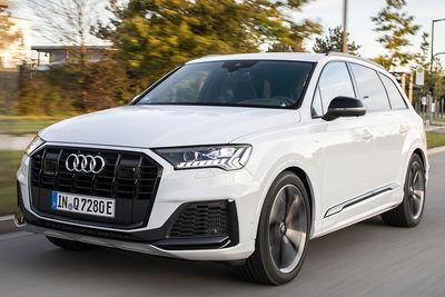 Audi Q7 60 TFSI e (2020) | Precio - Foto