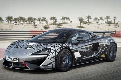 McLaren 620R (2020) - Foto