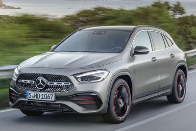 Mercedes-Benz GLA (2020) - Foto