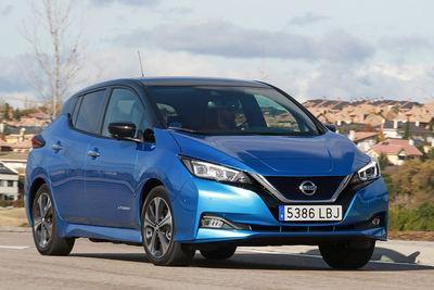 Nissan LEAF 62 kWh e+ | Prueba - Foto