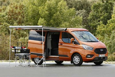 Ford Transit Custom Nugget Pop-up (2019) | Prueba - Foto