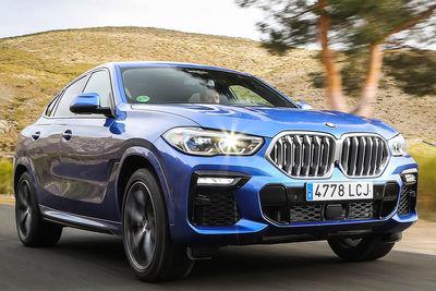 BMW X6 (2020) | Primeras impresiones - Foto