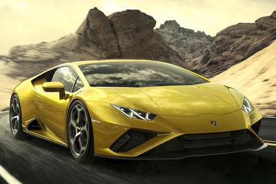 Lamborghini Huracán EVO RWD (2020) - Foto