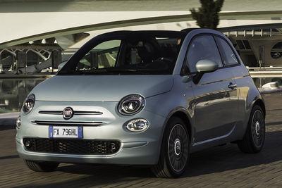 Fiat 500 Hybrid | Precio - Foto