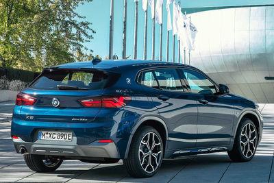 BMW X2 xDrive25e (2020) - Foto