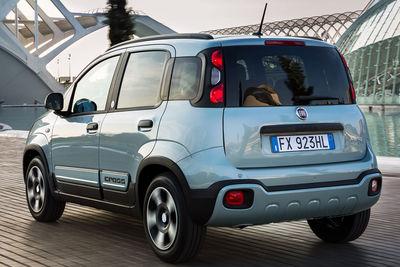 Fiat Panda Hybrid - Foto