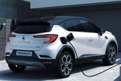 Renault Captur E-TECH Plug-In (2020) - Foto