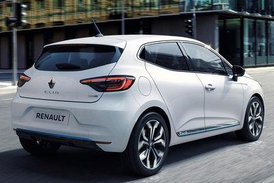 Renault Clio E-TECH (2020) - Foto