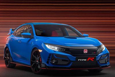 Honda Civic Type R (2020) - Foto