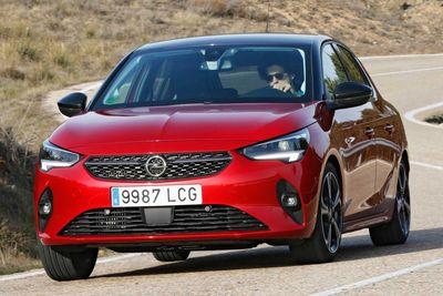 Opel Corsa 1.2T 74 kW (100 CV) | Prueba - Foto