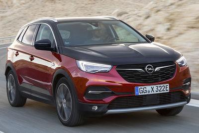 Opel Grandland X Híbrido Enchufable (2020) | Primeras impresiones - Foto