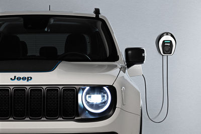 Jeep Renegade 4xe (2020) | Precio - Foto