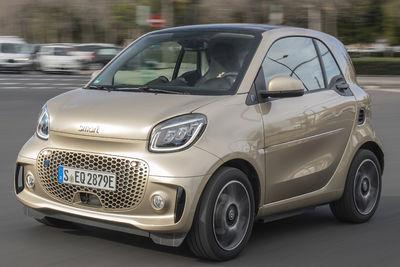 smart EQ fortwo y EQ fortwo cabrio (2020) | Primeras impresiones - Foto