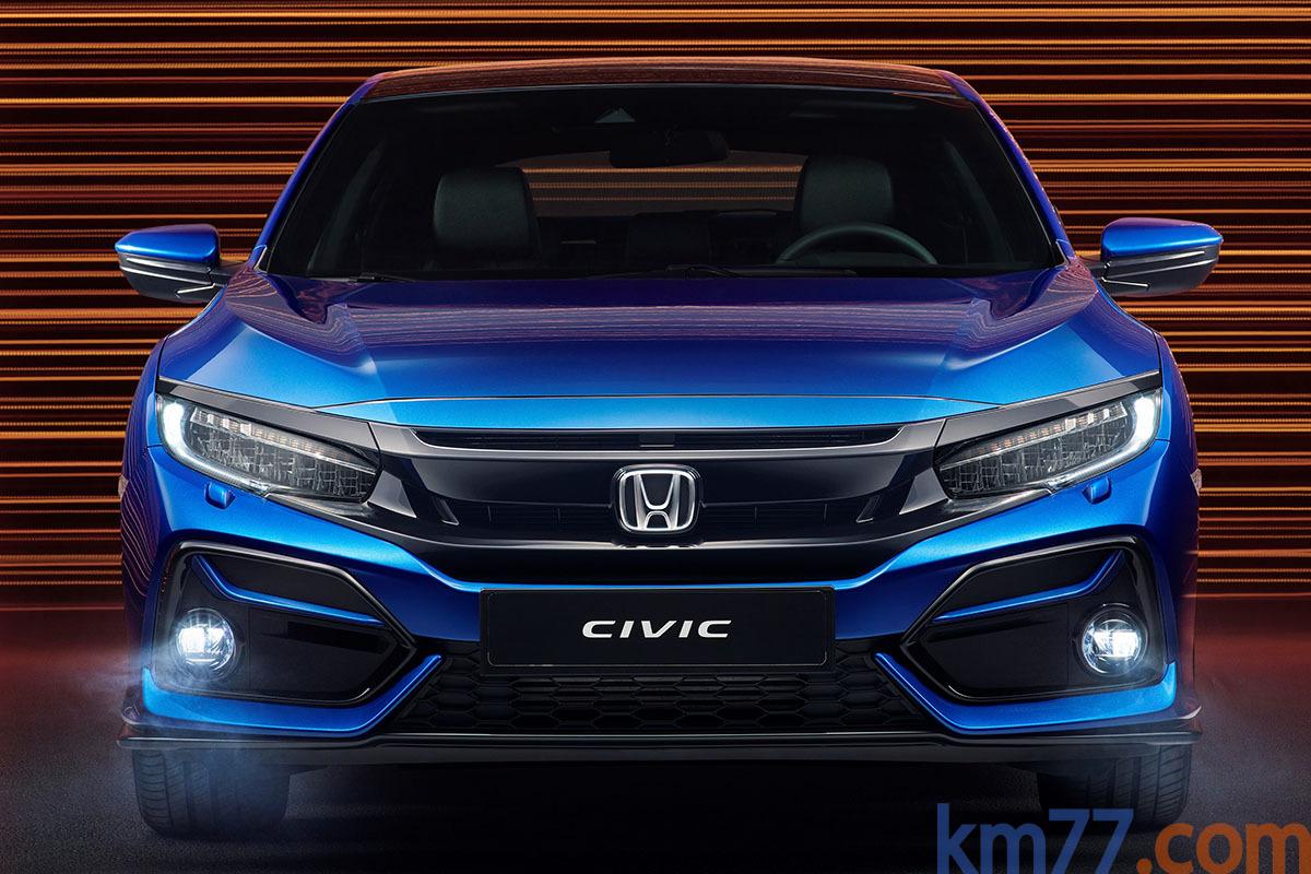 Honda Civic 10ªgen Facelift (2020) 31