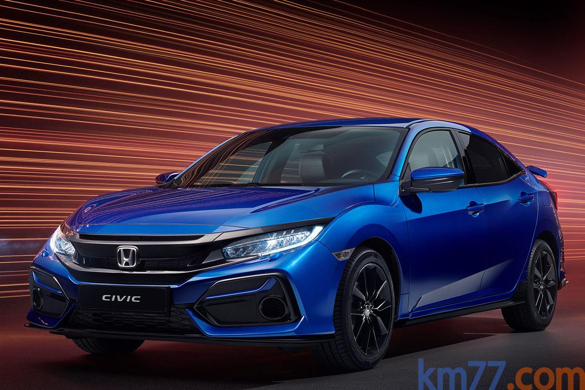 Honda Civic 10ªgen Facelift (2020) 32