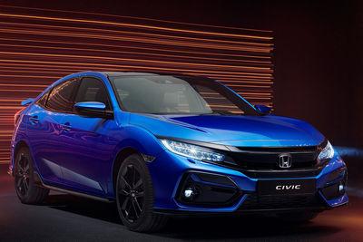 Honda Civic 5p (2020)   Precios - Foto