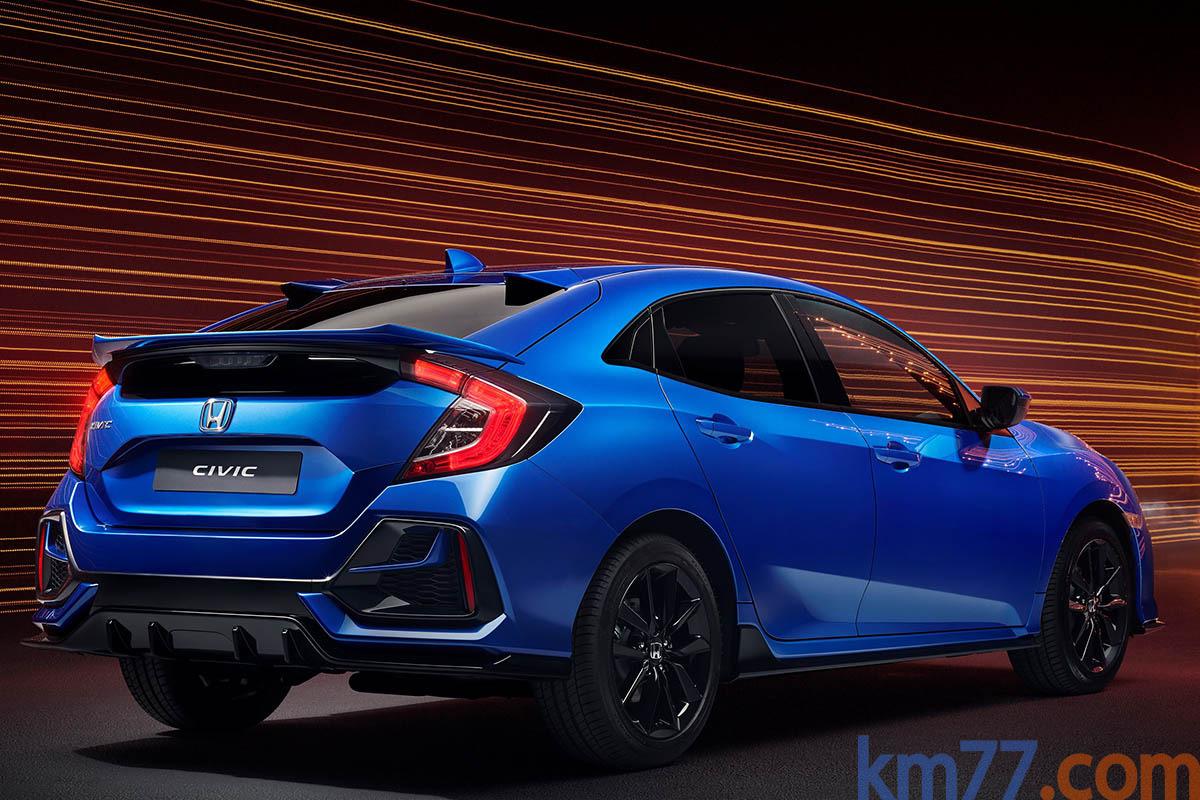 Honda Civic 10ªgen Facelift (2020) 34