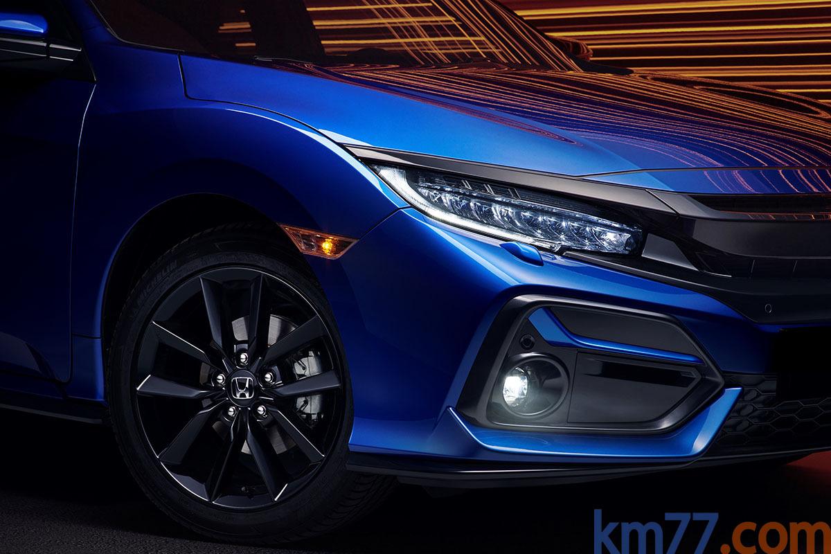 Honda Civic 10ªgen Facelift (2020) 36