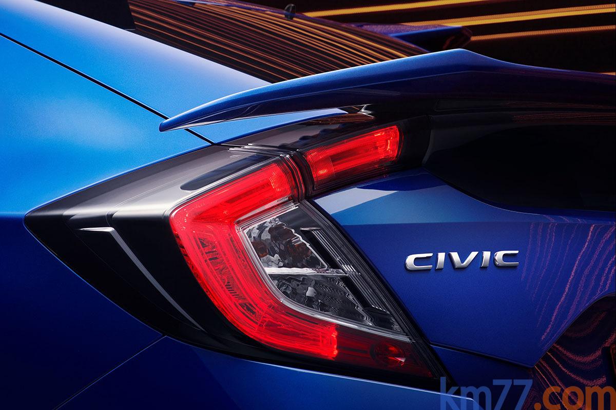 Honda Civic 10ªgen Facelift (2020) 37
