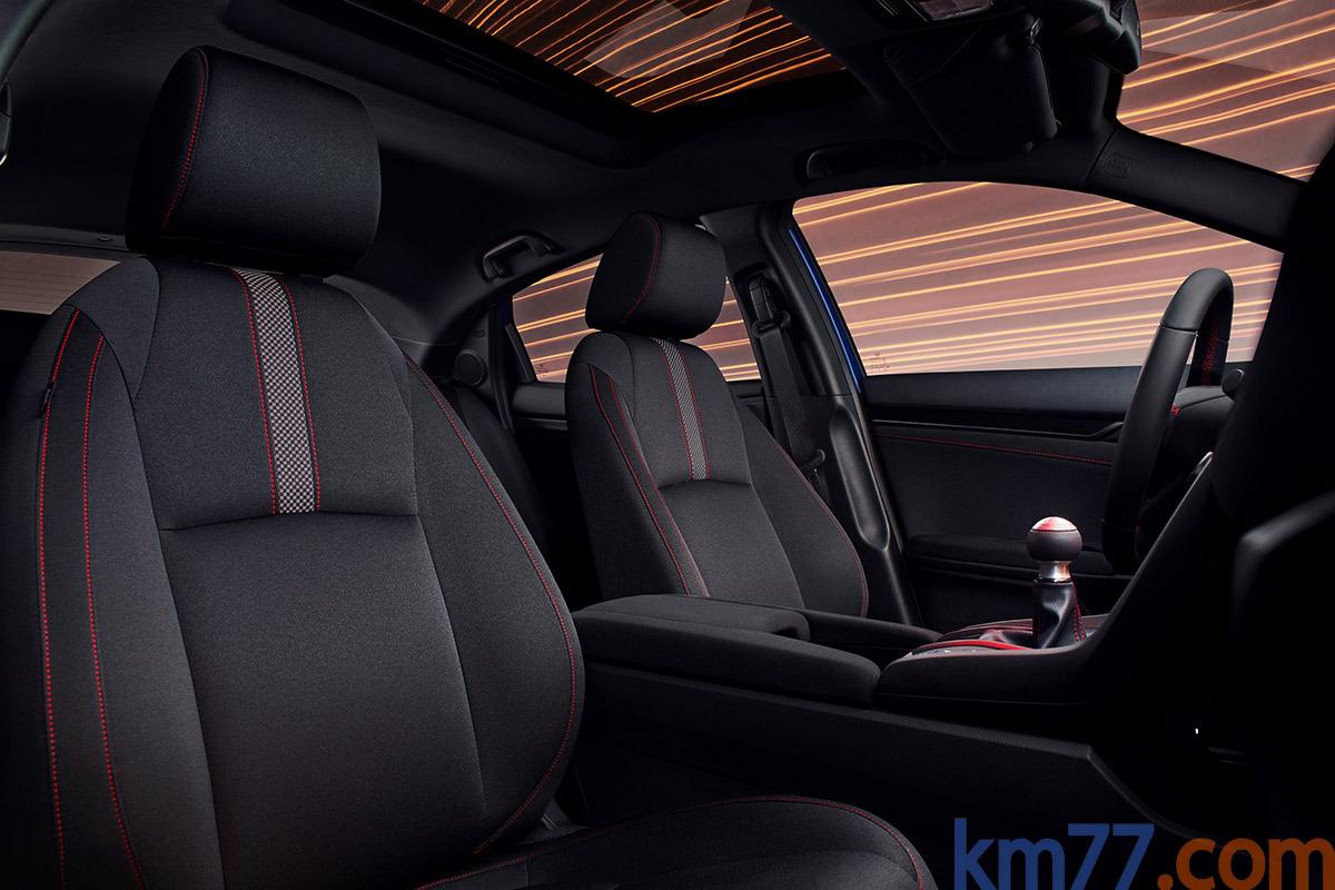 Honda Civic 10ªgen Facelift (2020) 39