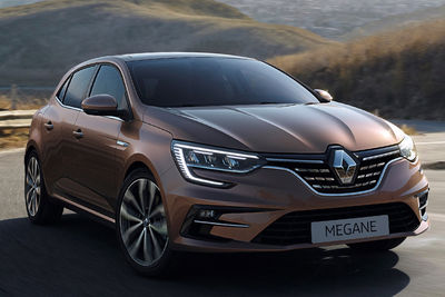 Renault Mégane (2020) - Foto