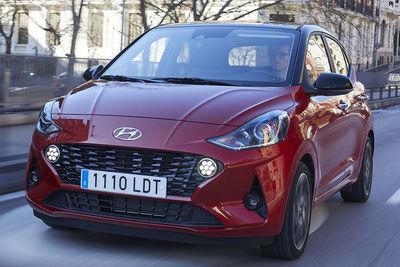 Hyundai i10 (2020)   Primeras impresiones - Foto