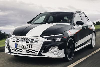 Audi A3 Sportback (2020) | Información técnica - Foto
