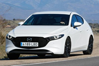 Mazda3 e-SKYACTIV-X 2.0 186 CV   Primeras impresiones - Foto