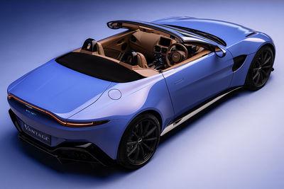 Aston Martin Vantage Roadster (2020) - Foto