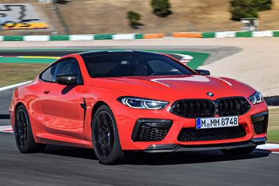 BMW M8 Competition Coupé y Cabrio (2019) | Primeras impresiones - Foto